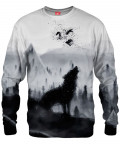 THE LONE WOLF Sweater
