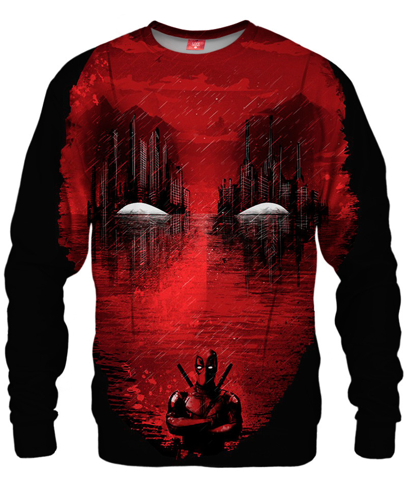 DEAD CITY Sweater