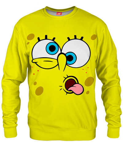 YELLOW FACE Sweater