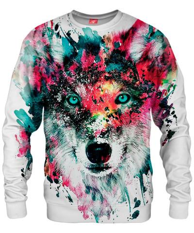 Bluza STRANGE WOLF