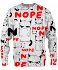 NOPE Sweater