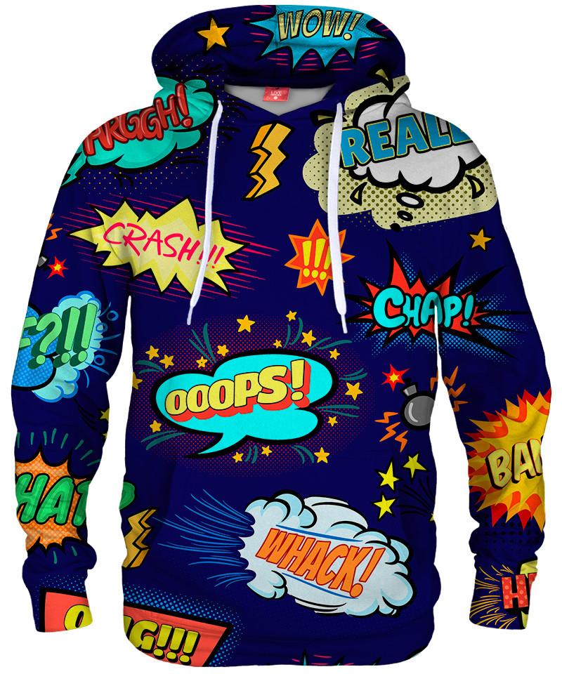 Bluza z kapturem OMG COMICS