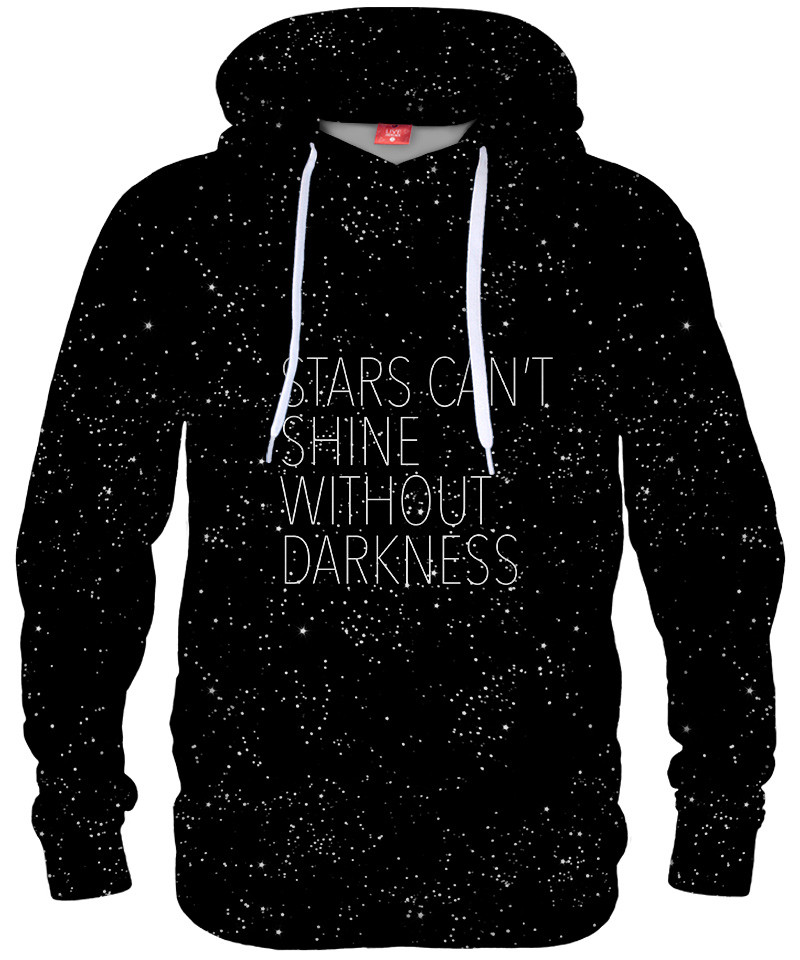 Bluza z kapturem STARS CAN'T SHINE