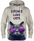 BITCHES LOVE CATS Hoodie