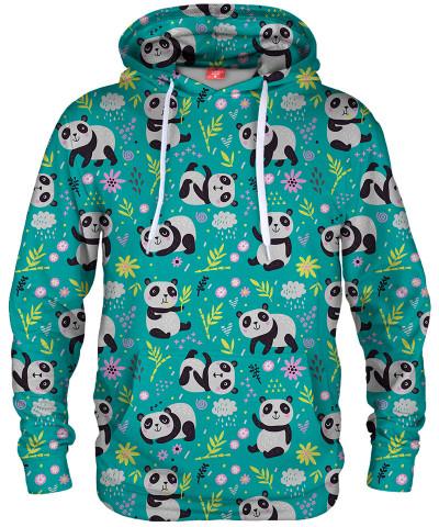 PANDA'S PATTERN Hoodie