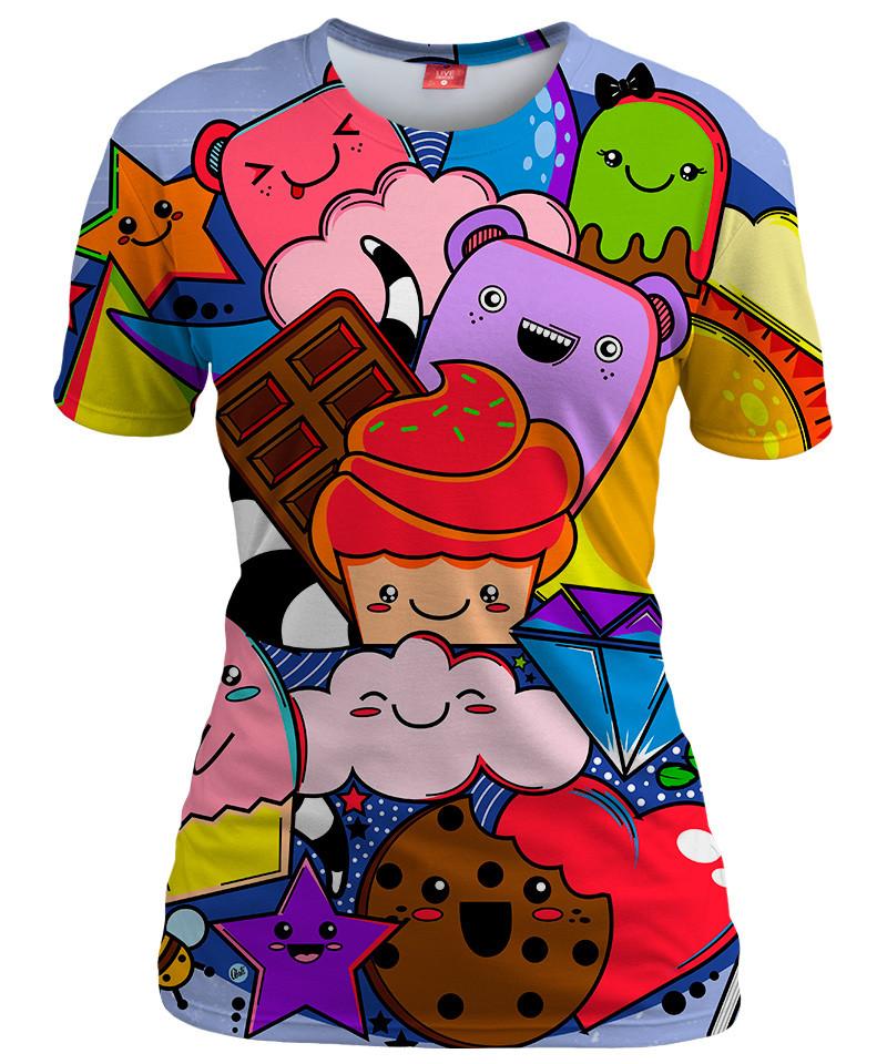 KAWAII Womens T-shirt