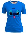 Koszulka damska BLUE ALIEN