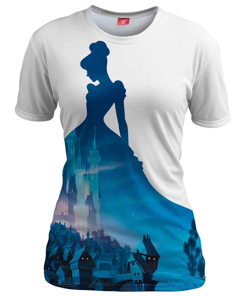 Koszulka damska CINDERELLA