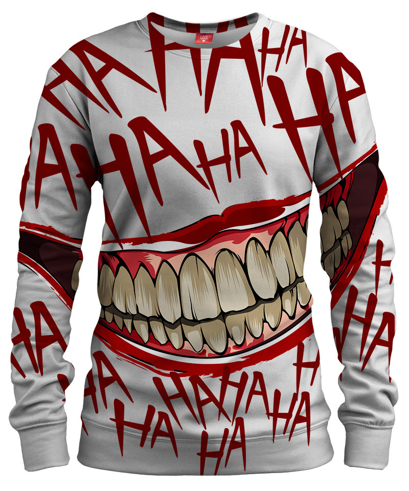 HAHAHA Womens sweater