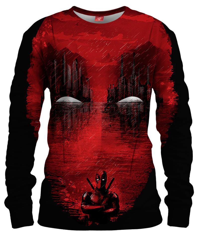 DEAD CITY Womens sweater