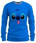 BLUE ALIEN Womens sweater