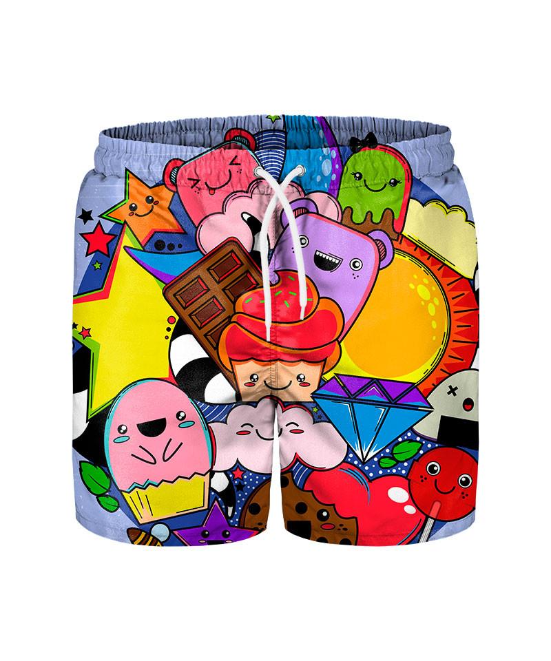 KAWAII Swim Shorts