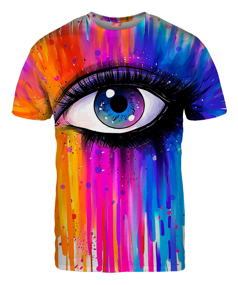 COLORFUL TEARS T-shirt