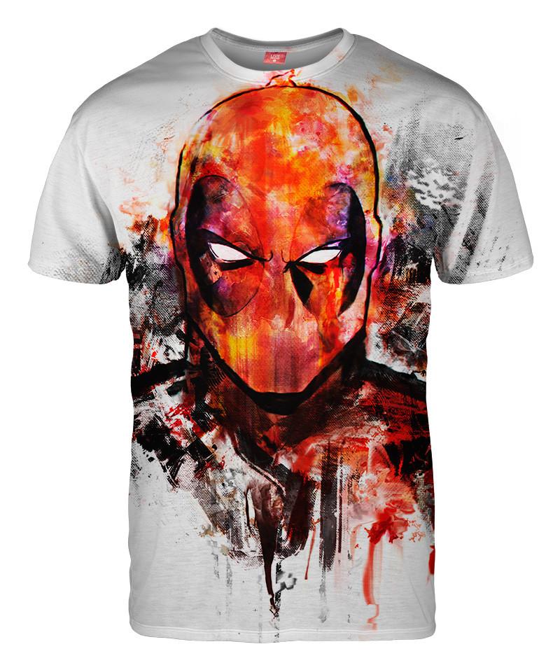 Koszulka DEADPOOL FACE