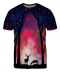 Koszulka DEER IN THE FOREST