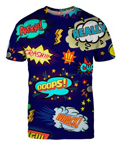 Koszulka OMG COMICS