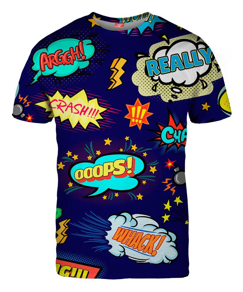 OMG COMICS T-shirt