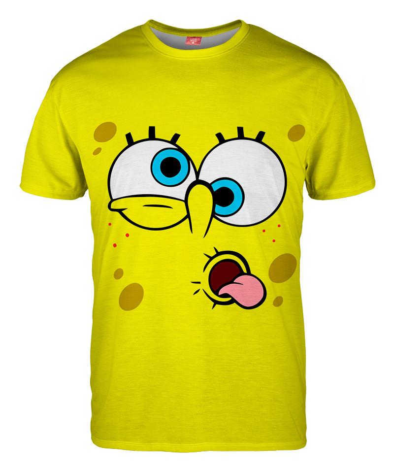 YELLOW FACE T-shirt