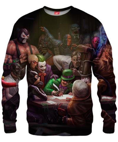 COMICS SQUAD Sweater