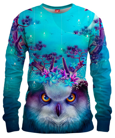 Bluza damska OWL HORNS UP