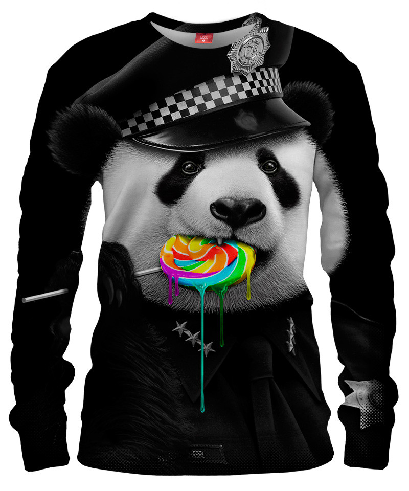 LOLLY POP COP Womens sweater