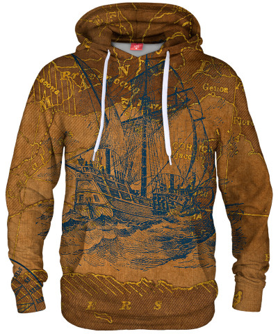 TRAVEL WITH ME Hoodie