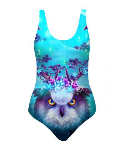 Strój kąpielowy OWL HORNS UP