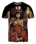 COMICS GIRL T-shirt