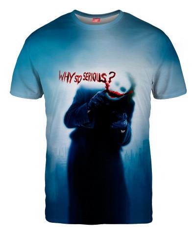 SO SERIOUS T-shirt