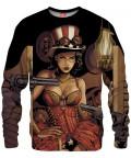 COMICS GIRL Sweater