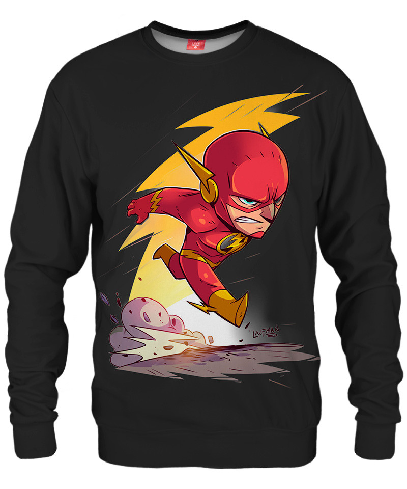 RED SPEED Sweater