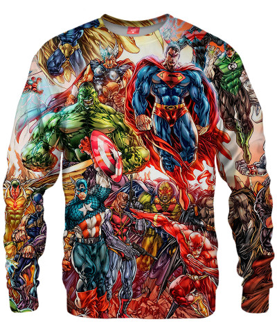 Bluza SUPERHEROES