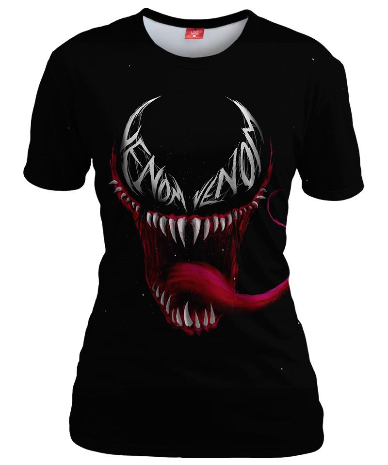 V SMILE Womens T-shirt