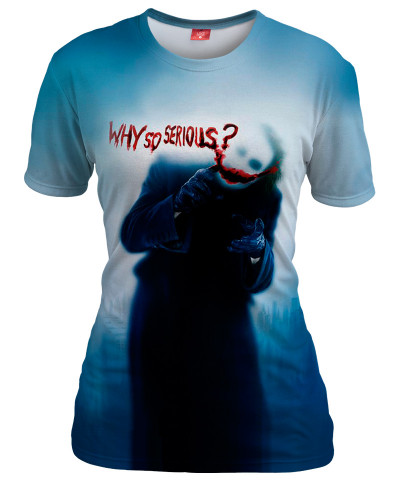 Koszulka damska SO SERIOUS
