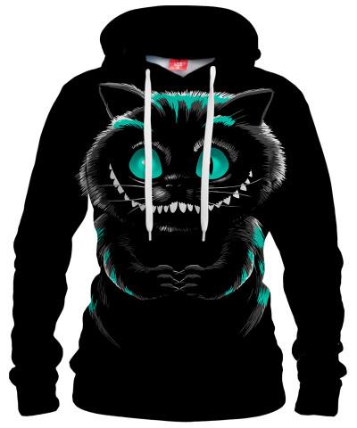 SHADOW CAT Womens hoodie