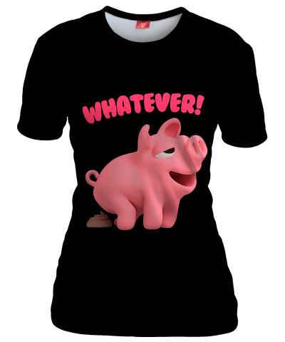 ROSA WHATEVER Womens T-shirt