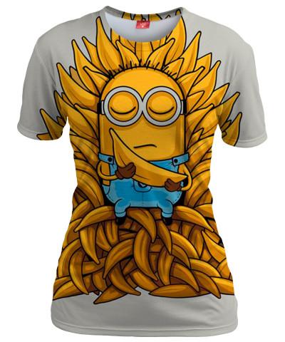 Koszulka damska BANANAS