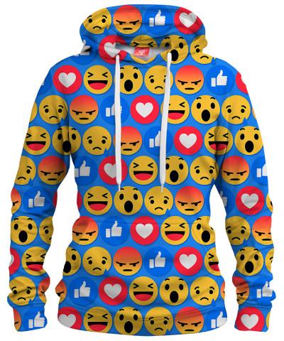 EMOJI Womens hoodie