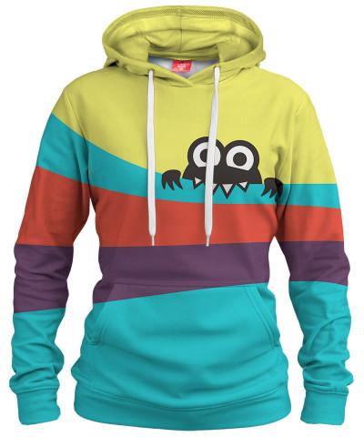 FUNNY BUG Womens hoodie