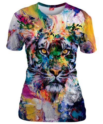 Koszulka damska TIGER II