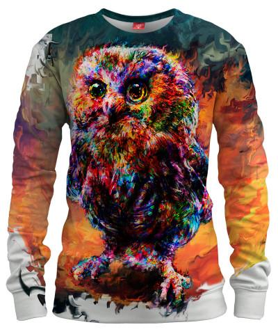 Bluza damska LITTLE BRAVE OWL