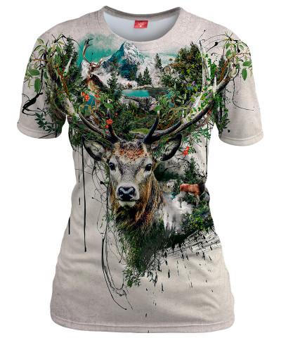 Koszulka damska DEER