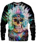 SKULL IN BLACK Sweater