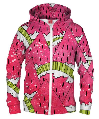 Bluza z zamkiem WATERMELON MOUNTS