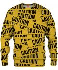 CAUTION Sweater