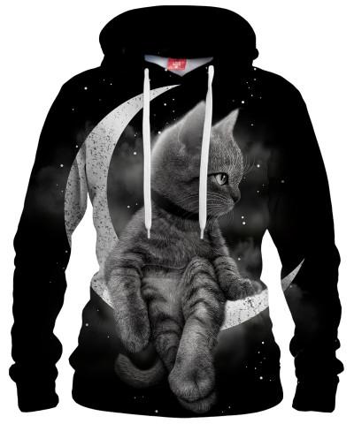 DREAM CAT Womens hoodie