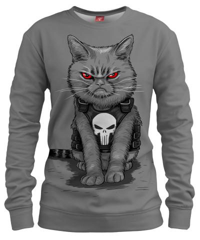 PURRISHER Womens sweater