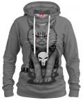 PURRISHER Womens hoodie
