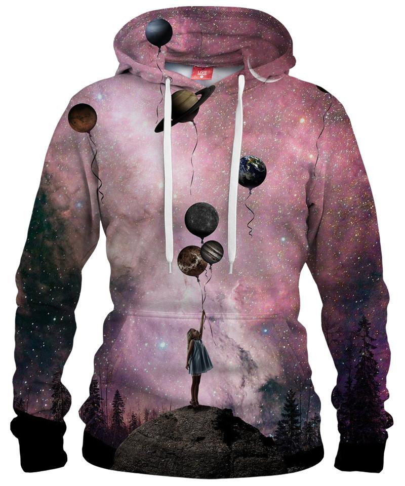 PLANET GIRL Womens hoodie