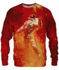 FIRE ASTRONAUT Sweater